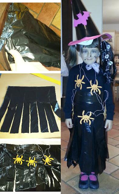 costume di Halloween fai da te