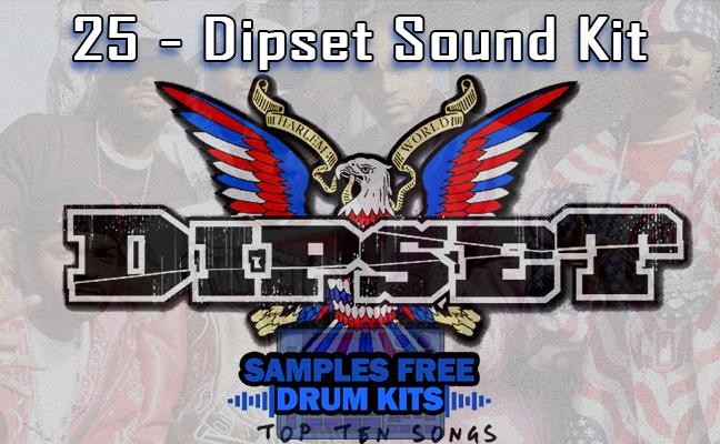 25 - Dipset Sound Kit Para Baixar Grátis