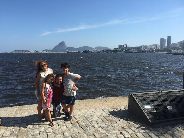 Ilha Fiscal - Baía de Guanabara