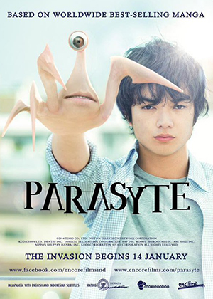 Parasyte [02/02] [Live Action] [HD] [MEGA]