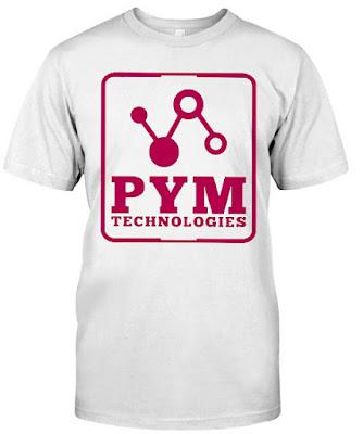 Pym Technologies Shirt Hoodie Ant Man Marvel Logo T Shirt
