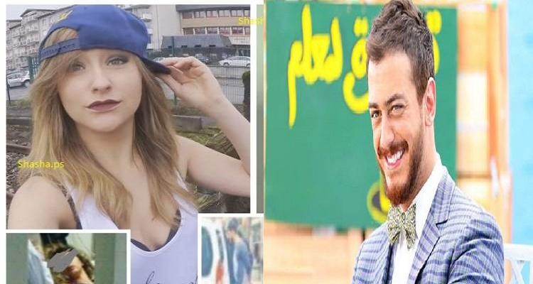 كاميرات المراقبة تفضح كل ما حدث بين سعد لمجرد والفتاة
