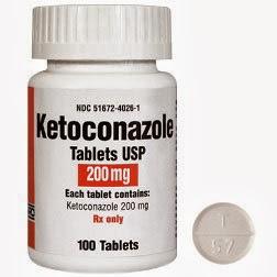 ยาเม็ด Ketoconazole รักษาสิวยีสต์