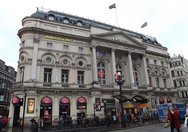 Museo Ripley believe it or not, Londres, abierto las 24 horas del día . Los museos más raros y extraños del mundo