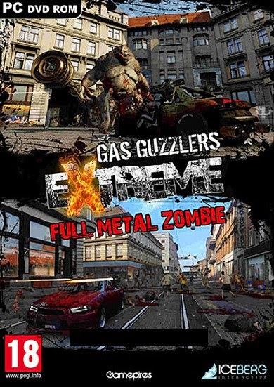 Gas Guzzlers Extreme Full Metal Zombie Torrent PC