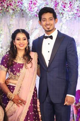 actor-vishals-sister-aishwarya-reception-photos
