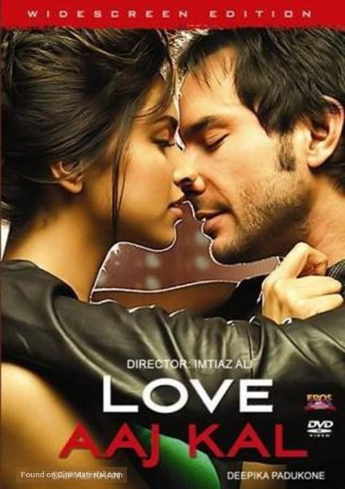 Love Aaj Kal 2009 Hindi 400MB BluRay 480p ESubs Free Download