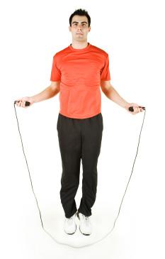 Mengurangi Berat Badan Dengan Skipping