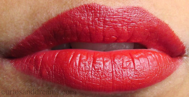 NYX Matte Lipstick review, NYX Matte Lipstick alabama review