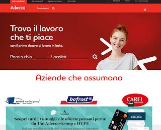 sito Adecco