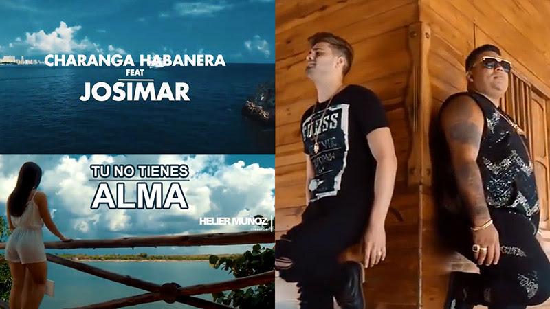 Charanga Habanera y Josimar - ¨Tú no tienes alma¨ - Videoclip - Director: Helier Muñoz. Portal Del Vídeo Clip Cubano - 01