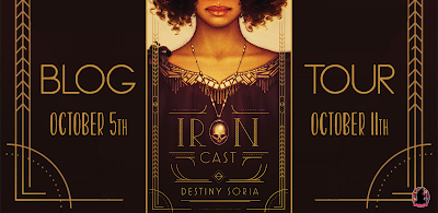 http://fantasticflyingbookclub.blogspot.com/2016/09/tour-schedule-iron-cast-by-destiny-soria.html