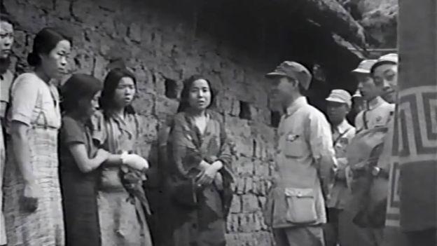 'Comfort women': Peneliti Mengklaim Film Yang Pertama Kali Dikenal
