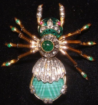 with imperial crown gem presentation easter just circular faberge vieille and la ca brooch hollming faberg diamond st time eggs russie aquamarine an decoration from for a by workmaster in petersburg