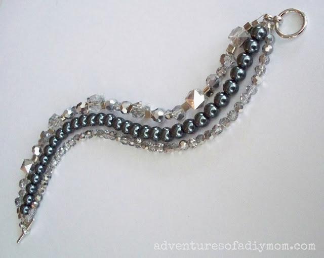 3 stranded bracelet
