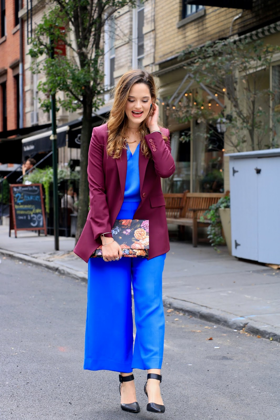Nyc fashion blogger Kathleen Harper's street style