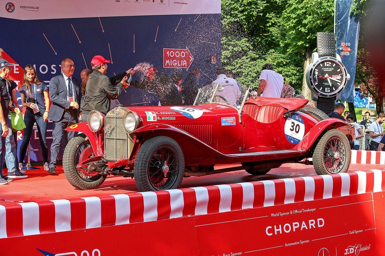 Τo Mille Miglia είναι Alfa Romeo