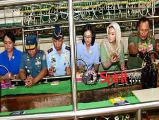 Pangdam Hasanuddin,Inilah Makna HUT TNI Ke-72