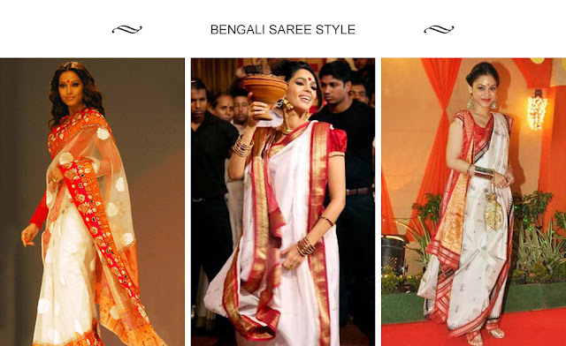 Dial N Fashion Different Style Of Saree Saree Draping