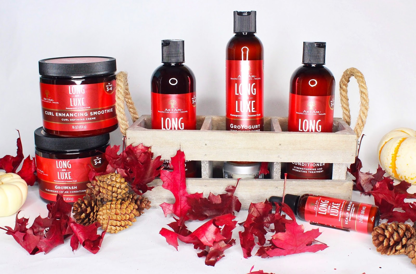 Image result for AS I AM LONG&LUXE STRENGTHENING SHAMPOO