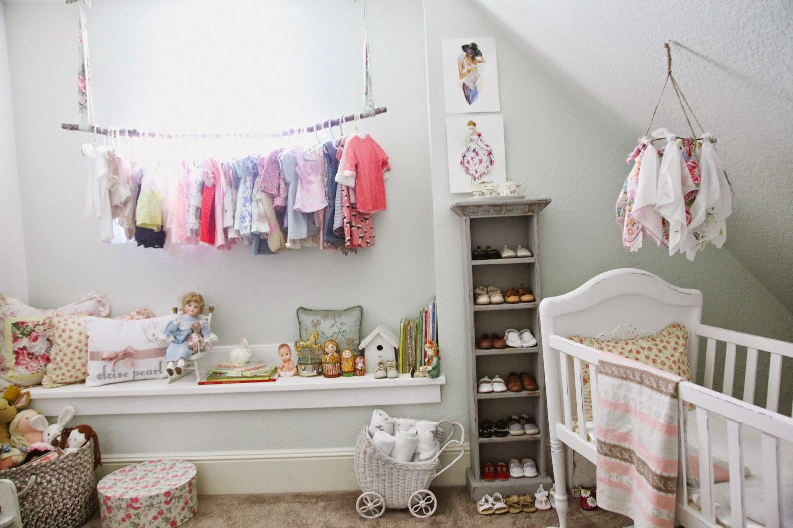Vintage Pretty Eloise S Vintage Nursery