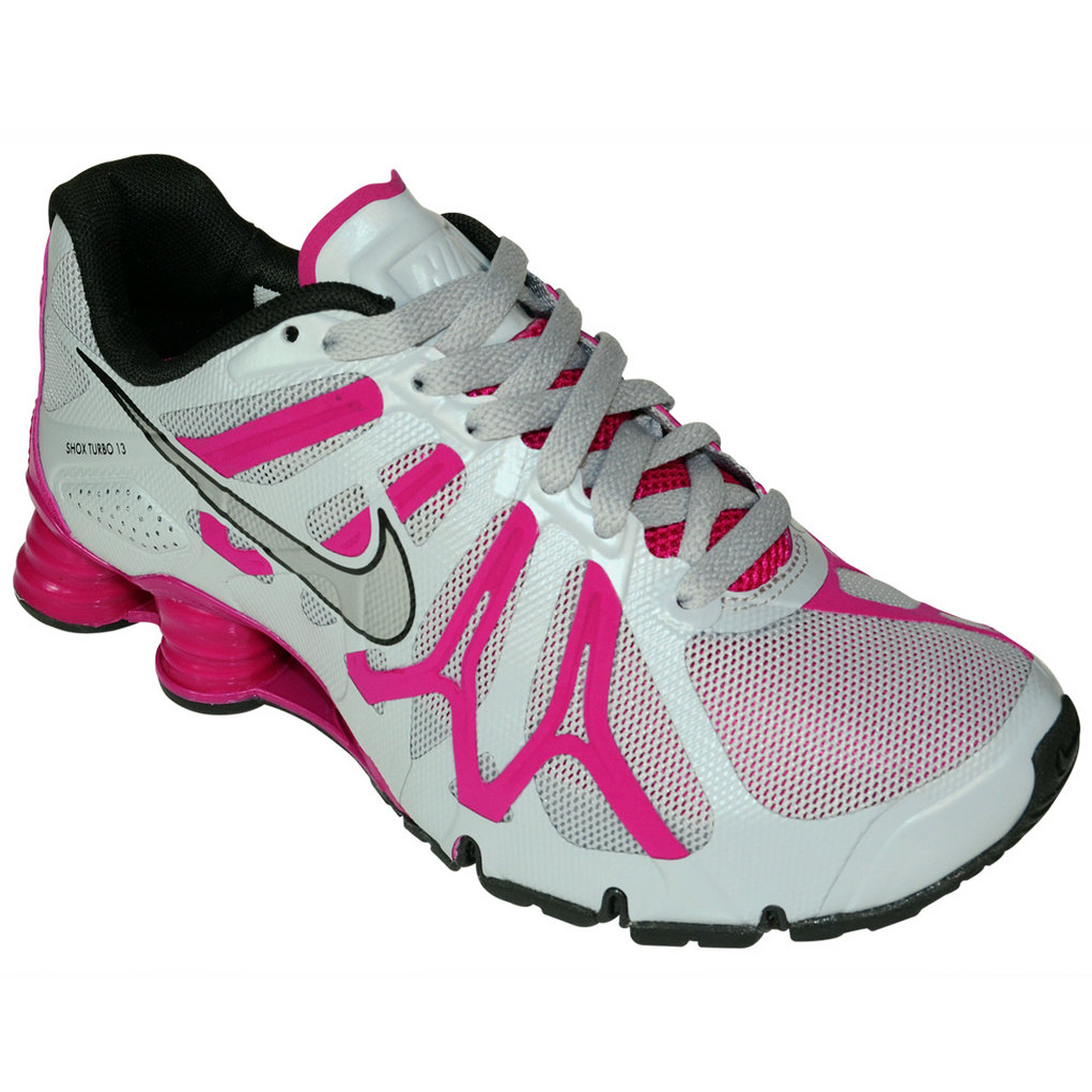Nike Shox Turbo 13 Gs Nike Sneakers Pink Free Run  a8998f177