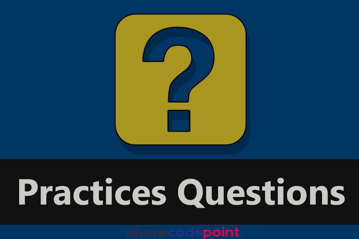 MTH401 : Discrete Mathematics Operators problem Practices Questions For Exam with Solution - MTH 401