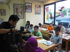 OHAYO Drawing School @ MNC TV