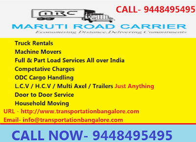 Transporters from Bangalore to Chennai