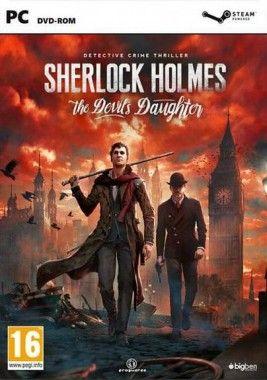 تحميل لعبة Sherlock Holmes The Devils Daughter للكمبيوتر