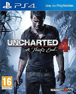 Uncharted 4 A Thiefs End Arabic
