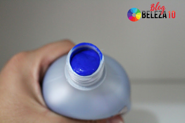 Tonalizante Azul, SyS Cosmetics, Compre Aqui, Beleza10, Cabelos Limpos, Fios Hidratados