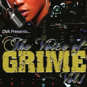 Voice of Grime Volume 1 cover