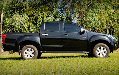 Eksterior All New Isuzu D-Max
