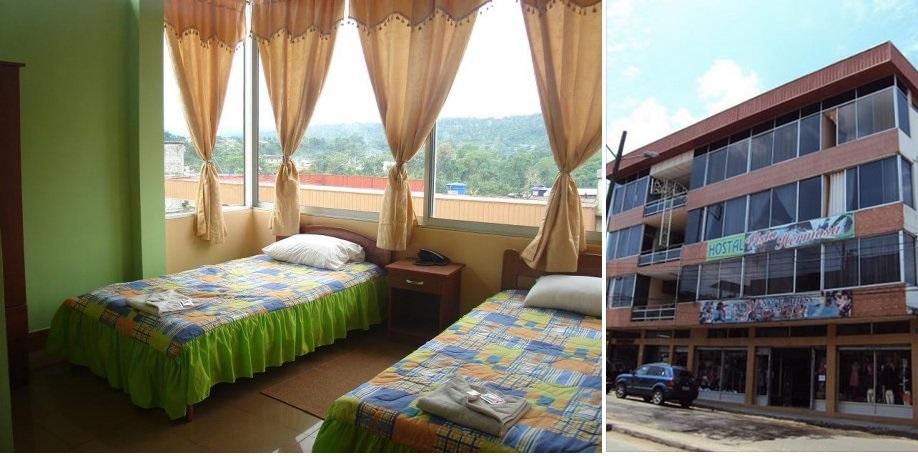 Hoteles en el Tena Ecuador