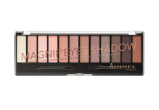 Rimmel London Magnif'Eyes london nudes calling eyeshadow palette
