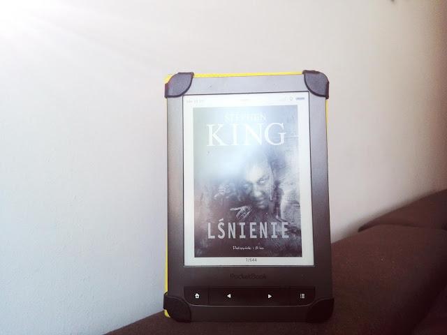 Lśnienie, Stephen King