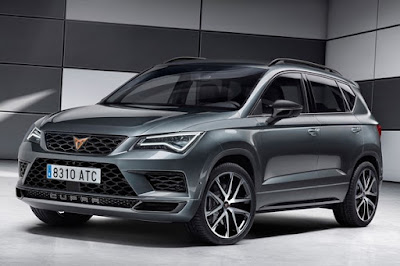 Cupra Ateca 2018 Review, Specs, Price