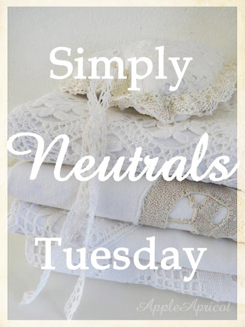 Simply Neutrals linky party at AppleApricot