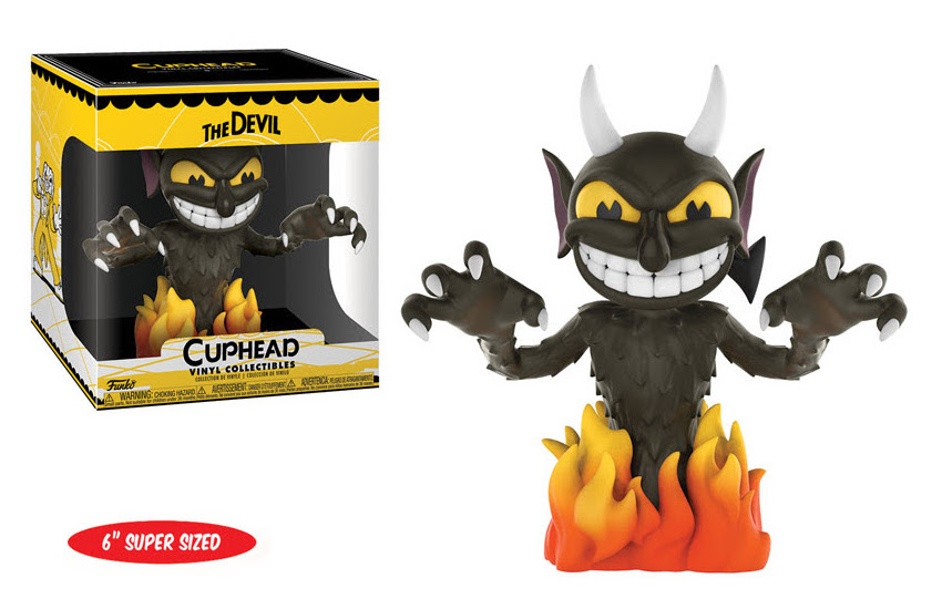 Funko Does CUPHEAD as Vinyl Collectible Toys