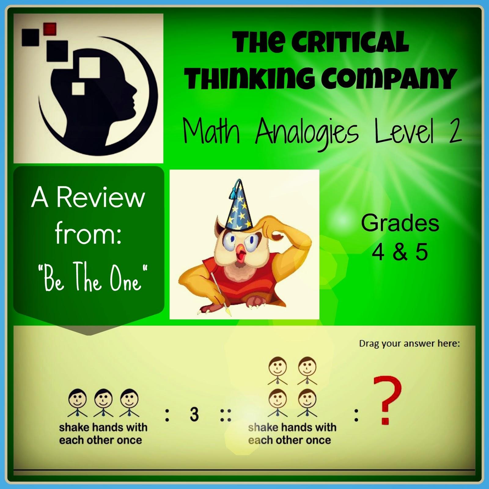 Bewertungen für Critical Thinking Company