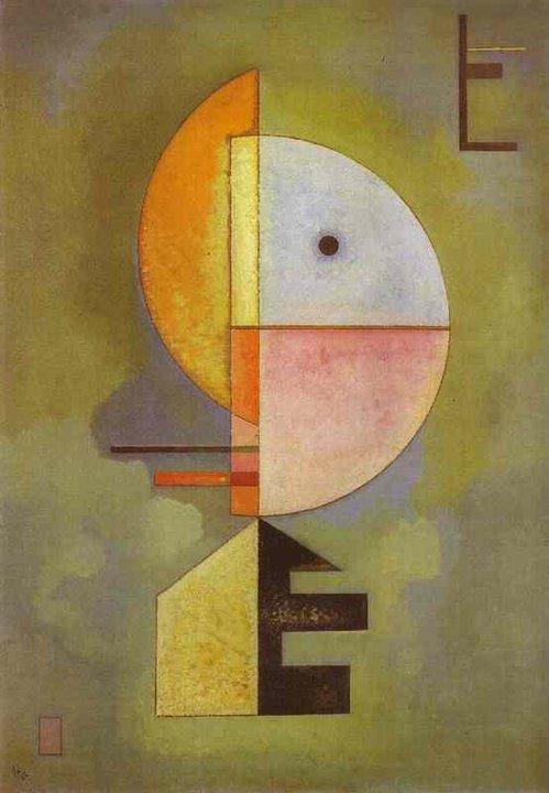 Vasilij Vasiljevič Kandinski - Page 3 Wassily+Kandinsky+-+Tutt%2527Art%2540+%252810%2529