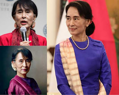 Short essay on life of Aung San Suu Kyi