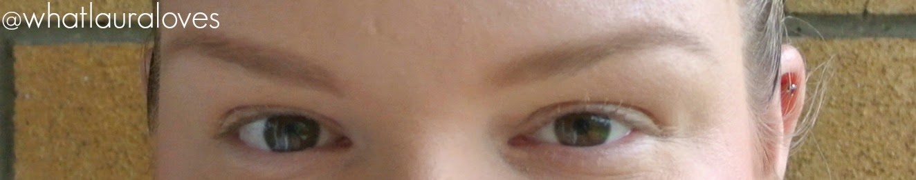 Wearing The Collection Full On Crystal Clear Mascara To Set My Brows And Lashes