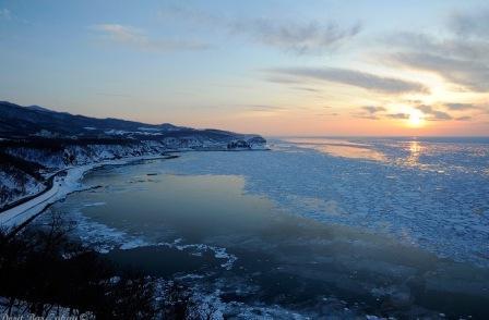 Laut Okhotsk