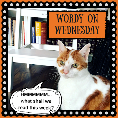 WOW! It's Wordy on Wednesday with Biblio-Kitty Amber #70 featuring Tommy's New Friend & The Pet Parade Blog Hop