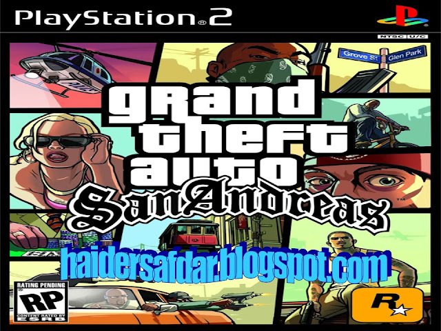 Grand Theft Auto San Andreas (free version) download for PC