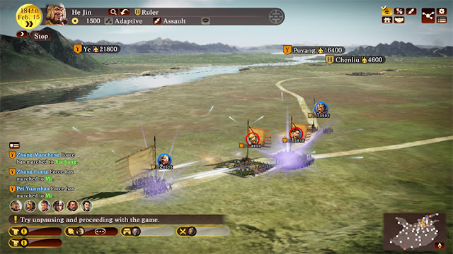 Koei Tecmo strategy game review