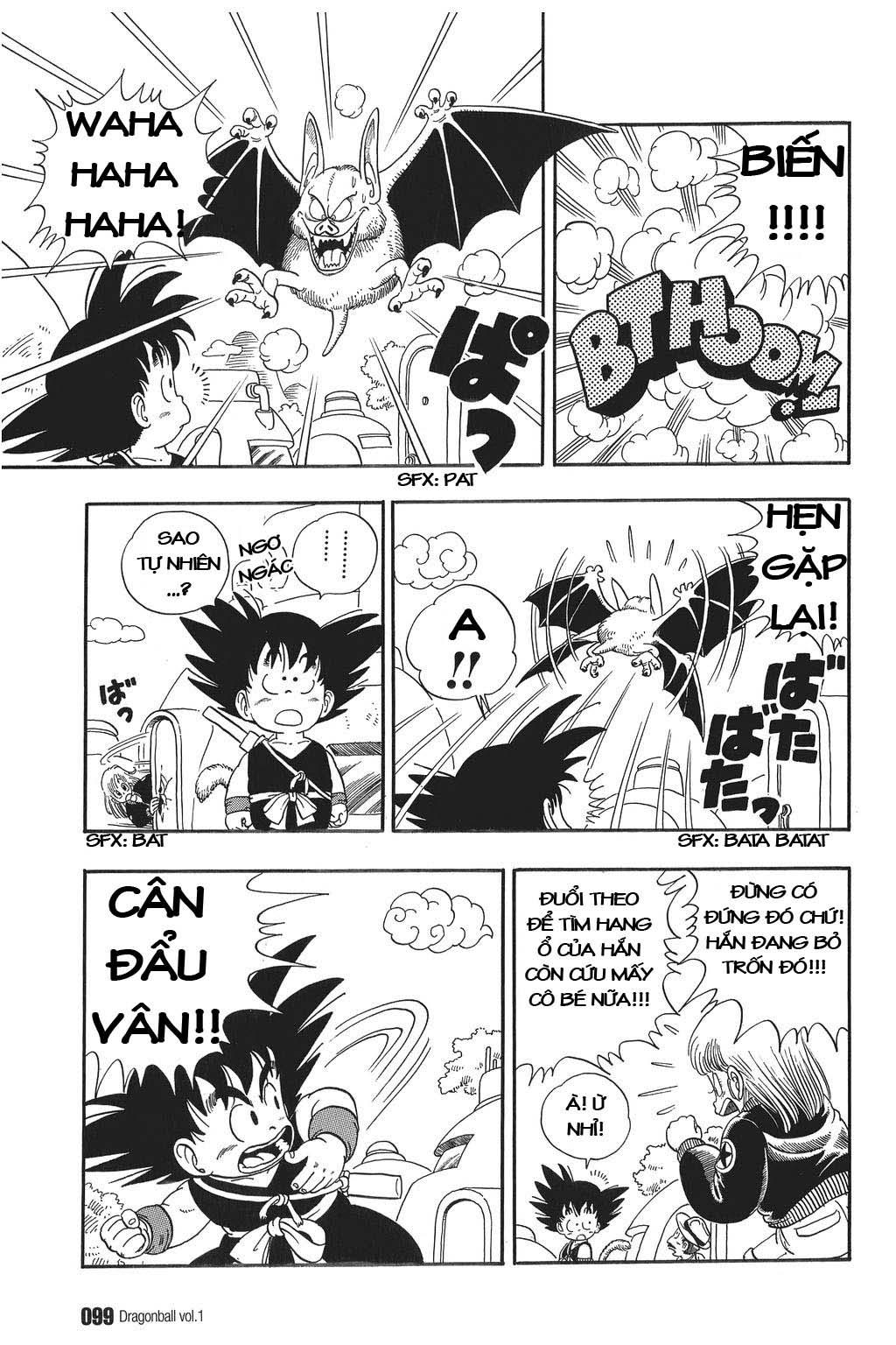 Dragon Ball chap 6 trang 8