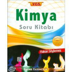 Palme YGS Kimya Soru Kitabı (2017)